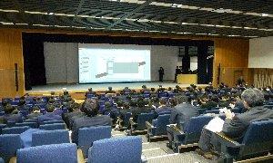 平成28年度「知の探求講座」全体発表会が開催されました。(1/7)