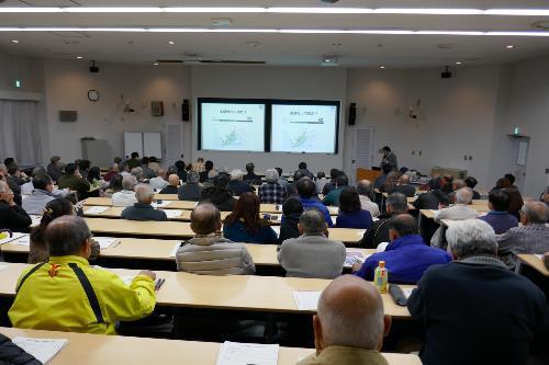 【2月10日】平成29年度豊橋市民大学トラム 豊橋技術科学大学連携講座 「人工知能と情報処理技術の最前線」(第2回)を開催しました