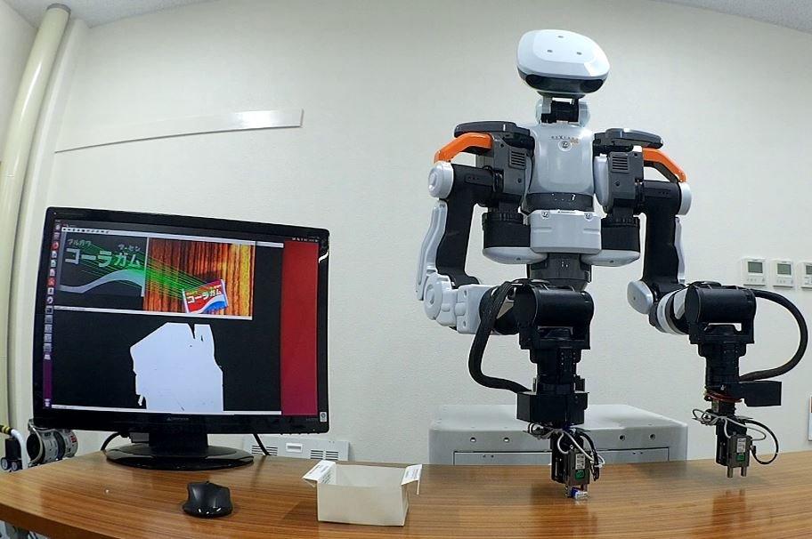 新東工業(株) 先端融合ロボティクス共同研究講座 ロボット専門技術者研修プログラム「ロボットビジョン」を開催しました