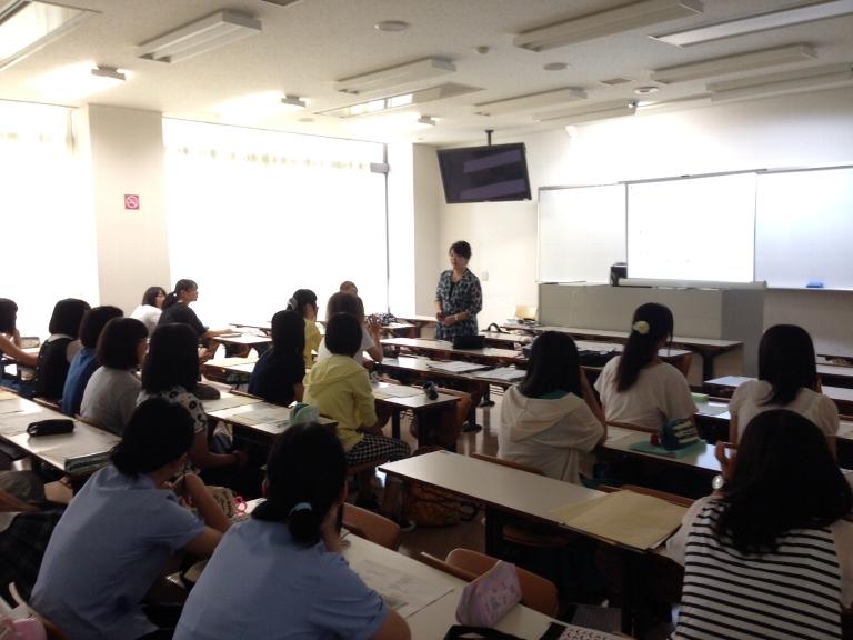中野先生講義